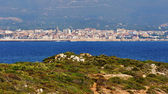 View of Alghero, Sardinia, Italy — Stock Photo