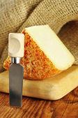 Pecorino, typische italienische käse — Stockfoto