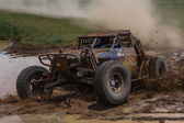 Muddy Turn — Stock Photo