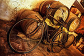 Old Bike — Photo