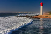 Umhlanga Lighthouse — Foto de Stock