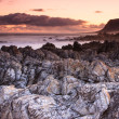 Bettys Bay Sunset — Stock Photo
