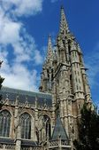 St Petrus & Paulus Church, Oostende — Stock Photo
