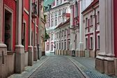 Old town in Poznan — Stock Photo