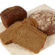 Variety of rye bread - Stock Photo