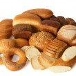 Stock Photo: Fresh bakery products