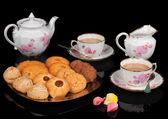 Herbata herbatniki — Zdjęcie stockowe