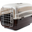Pet carrier — Stock Photo #40894445