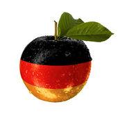 German apple — Stock Photo