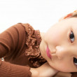 Girl With Sad Face — Stock Photo #22888582