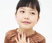 Asian Girl's portrait — Stock Photo