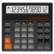 Stock vektor: Calculator