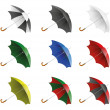 Umbrella — Vettoriale Stock #13708147