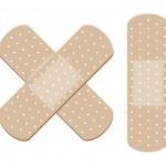 Adhesive Bandage — Stock Vector #13708151