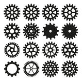 Set of gear — Stock Vector