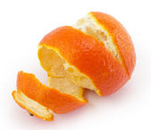 Juicy mandarin — Stock Photo