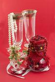 Bicchiere da vino — Foto Stock
