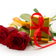 Red Rose — Stock Photo #21283459