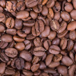 Stock Photo: Coffee beans background