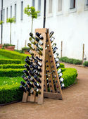 Bottle of wine — Foto Stock
