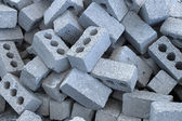 Brick, block — Stock Photo