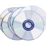 Compact discs — Stock Photo #29364775