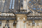 Peter and Paul Cathedral, Prague Czech Republic — Stock Photo