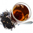 Stock Photo: Brew tea