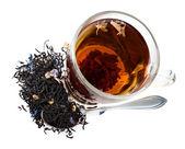 Faça chá — Fotografia Stock
