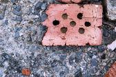 Macadam brick — Stock Photo