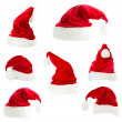 Santclaus hat — Stock Photo #34347265