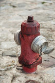 Old hydrant — Stock Photo