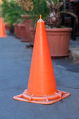 Traffic cone — Stock Photo