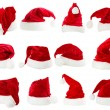 Santa claus hat — Stockfoto