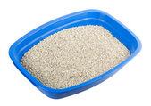 Cat tray filler — Stock Photo