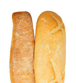Loaf baguettes — Stock Photo