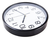 Clock closeup — Stock Photo