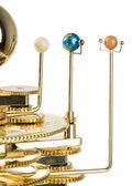 Model of solar system — Stock Photo