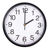 Classic clock — Stock Photo
