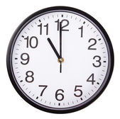 Clock — Foto Stock