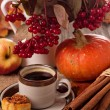 Autumn still life — Stock Photo #35636589