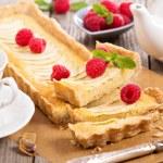 Apple tart with frangipane — Stock Photo #37106521