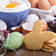 Baking for Easter — Stock Photo #43204357