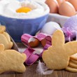 Baking for Easter — Stock Photo #43204457