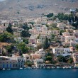 Stock Photo: Greece Dodecanesse Island Symi