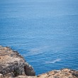 Greek islands - Rhodes, Lindos bay — Stock Photo #13175773