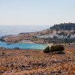 Akropolis von Lindos — Stock Photo #13175842