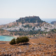 Akropolis von Lindos — Stock Photo #13175844