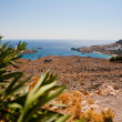 Akropolis von Lindos — Stock Photo #13175852