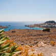 Stock Photo: Akropolis von Lindos
